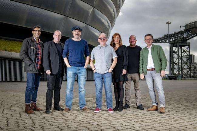 Still Game cast on the Final Farewell shows and coming to terms that the show is over