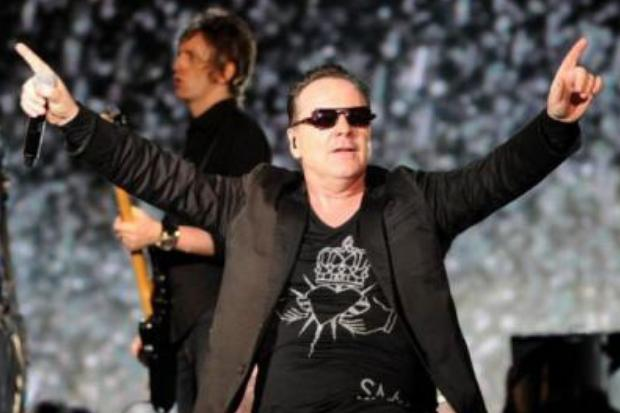 Simple Minds to play the Hydro in Glasgow as part of world tour