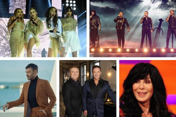 From Little Mix to Kiefer Sutherland: Shows you don't want to miss in Glasgow this October