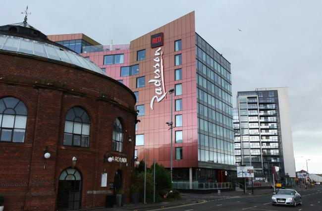 Radisson Red, one of Glasgow's newest hotels