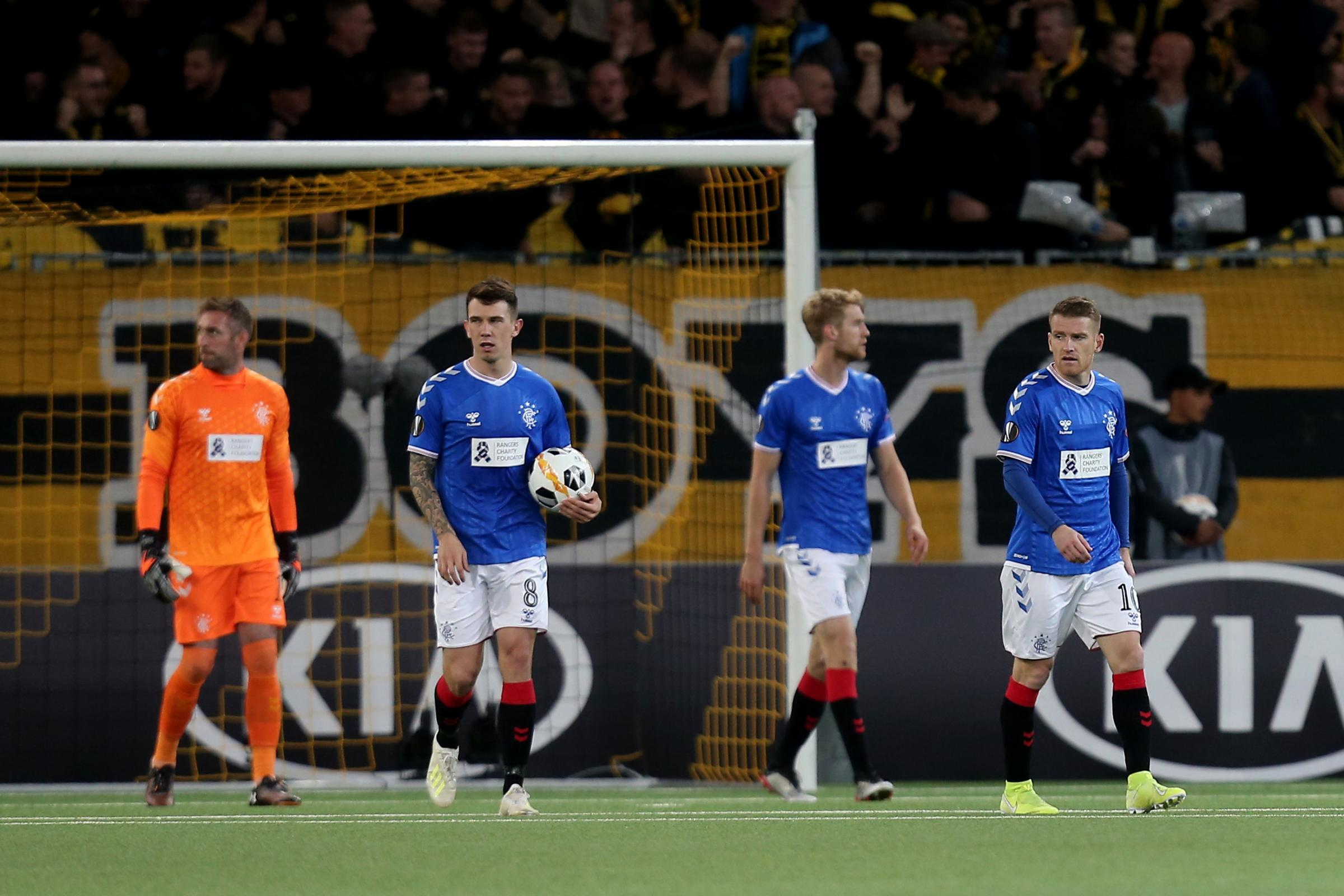 Image result for young boys 2-1 rangers