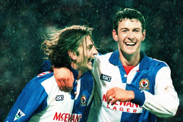 Celtic hero Chris Sutton recalls hilarious moment he spent night before big-money Blackburn move behind bars