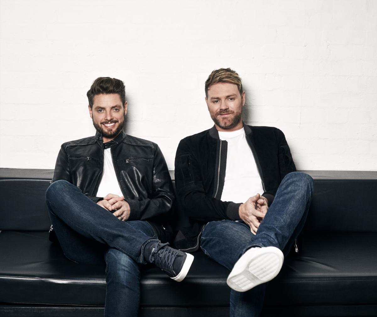Boyzlife to play Glasgow Royal Concert Hall next year