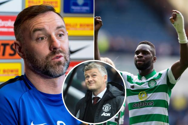 Manchester United should splash £30m on Celtic star Edouard, claims Kris Boyd