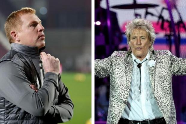 Sir Rod Stewart and Neil Lennon to travel to New York to support Celtic's charity