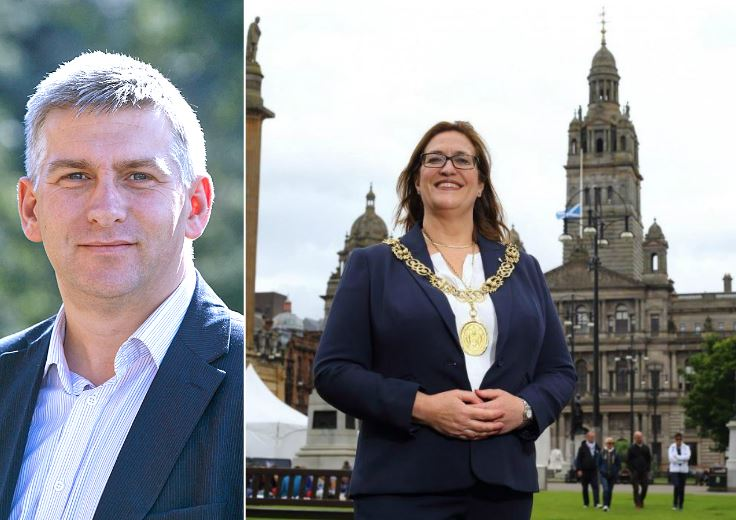 Scrap the Lord Provost and create our own Ambassador