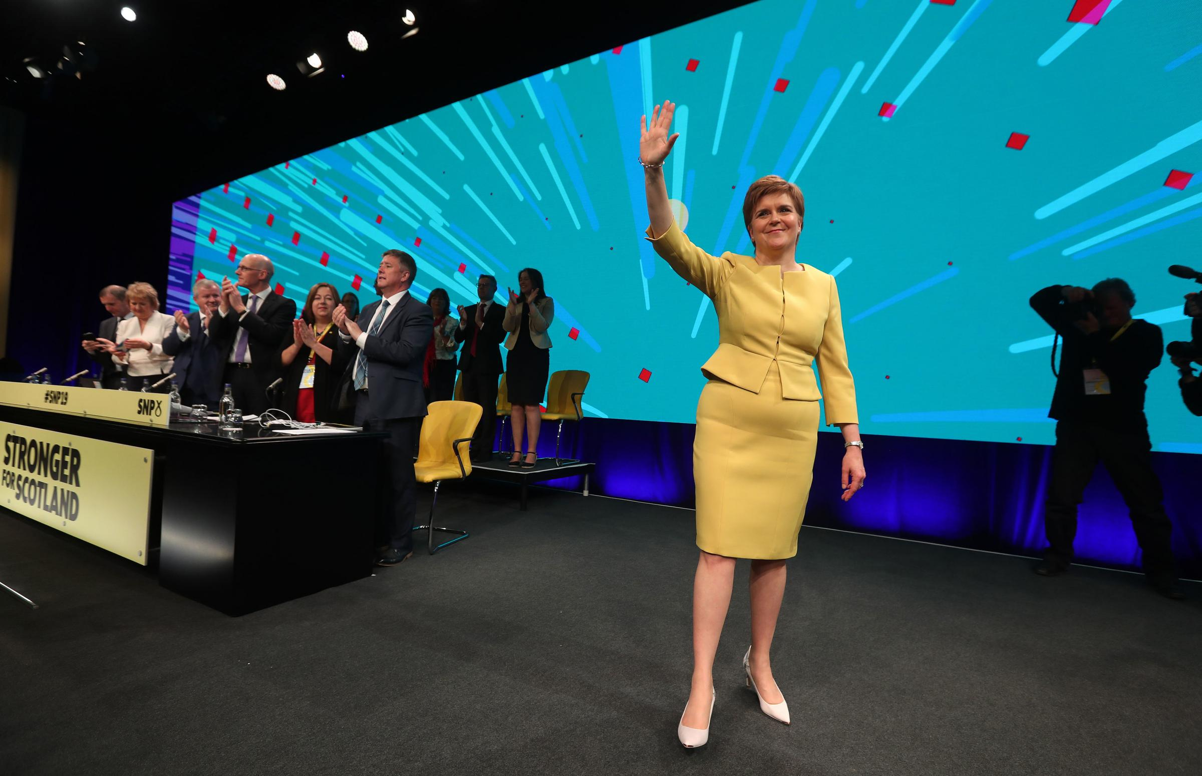 Nicola Sturgeon will ask for Indyref2 powers within weeks