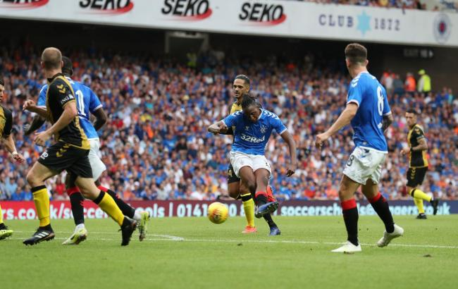 Watch: Rangers' Joe Aribo scores for Nigeria against Brazil