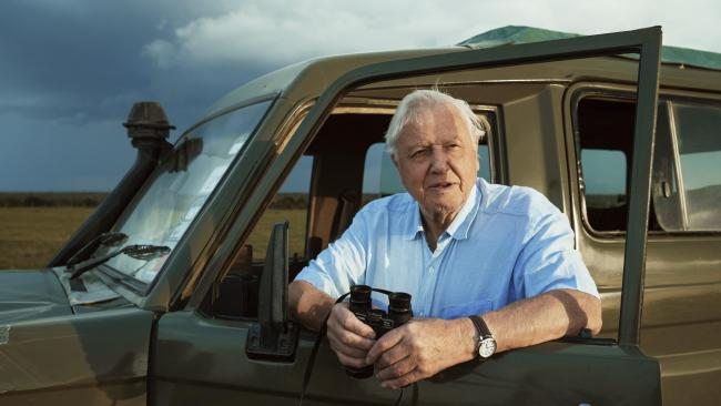 Scottish fans among almost 80,000 apply to watch first episode of new David Attenborough series
