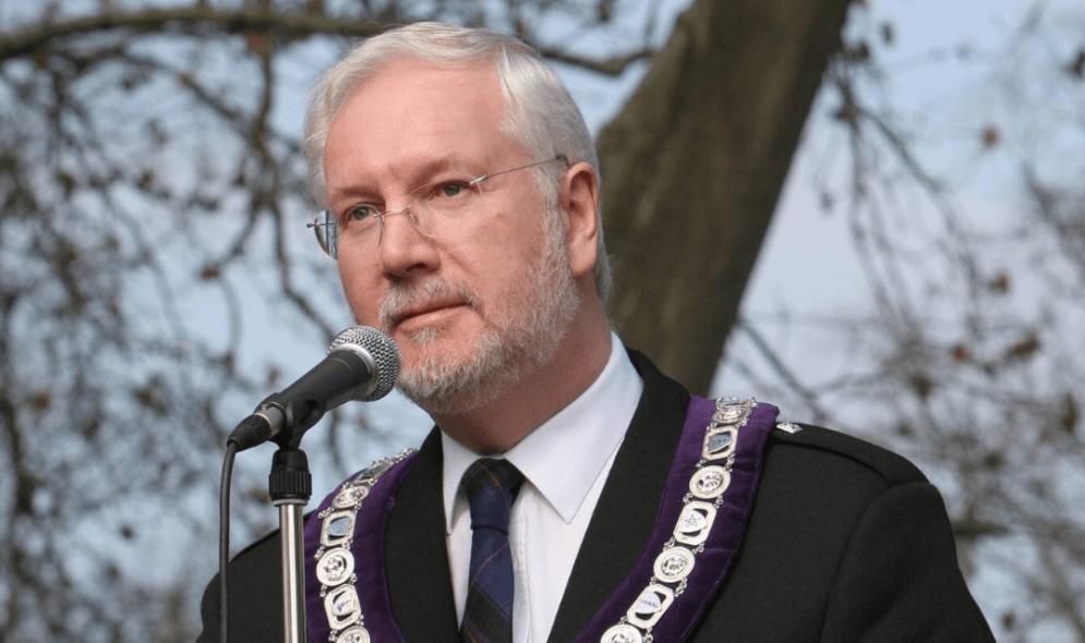 Tribute paid as past Grand Master of Orange Lodge dies