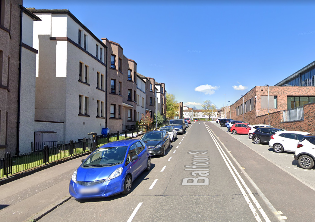 Knife thug lured victim out Maryhill flat before brutal stabbing