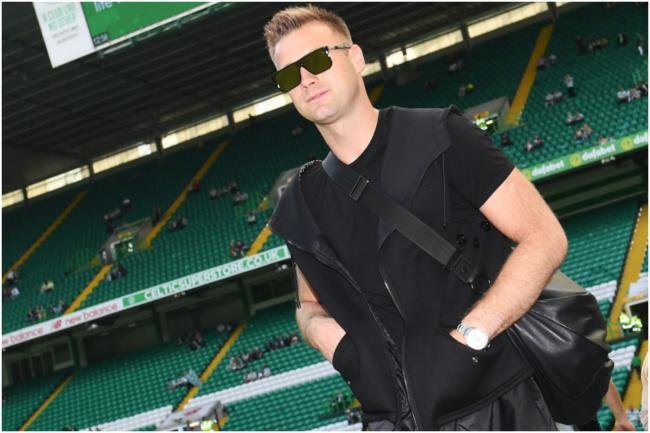 Ex-Celtic star recalls mad-cap moment Artur Boruc strolled through Bridgeton alone minutes after playing in Old Firm clash