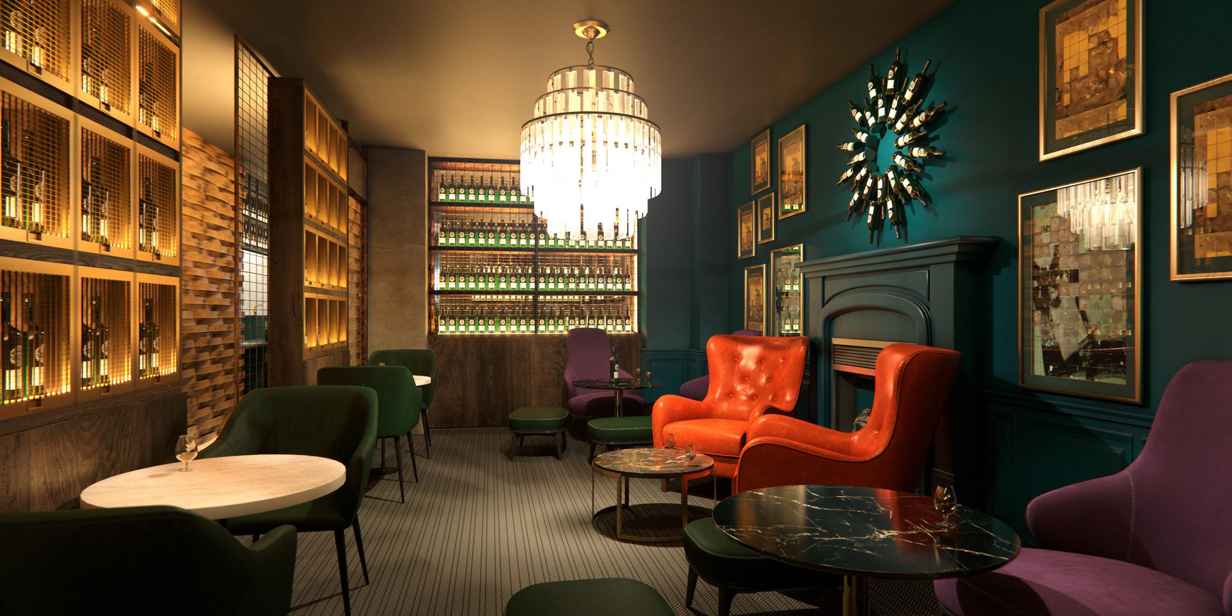 First look: New Glasgow venue unveiled by Scotch Malt Whisky Society