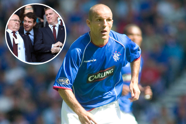 Rangers hero Alex Rae reckons Gers have won watch appointing Ross Wilson as Sporting Director