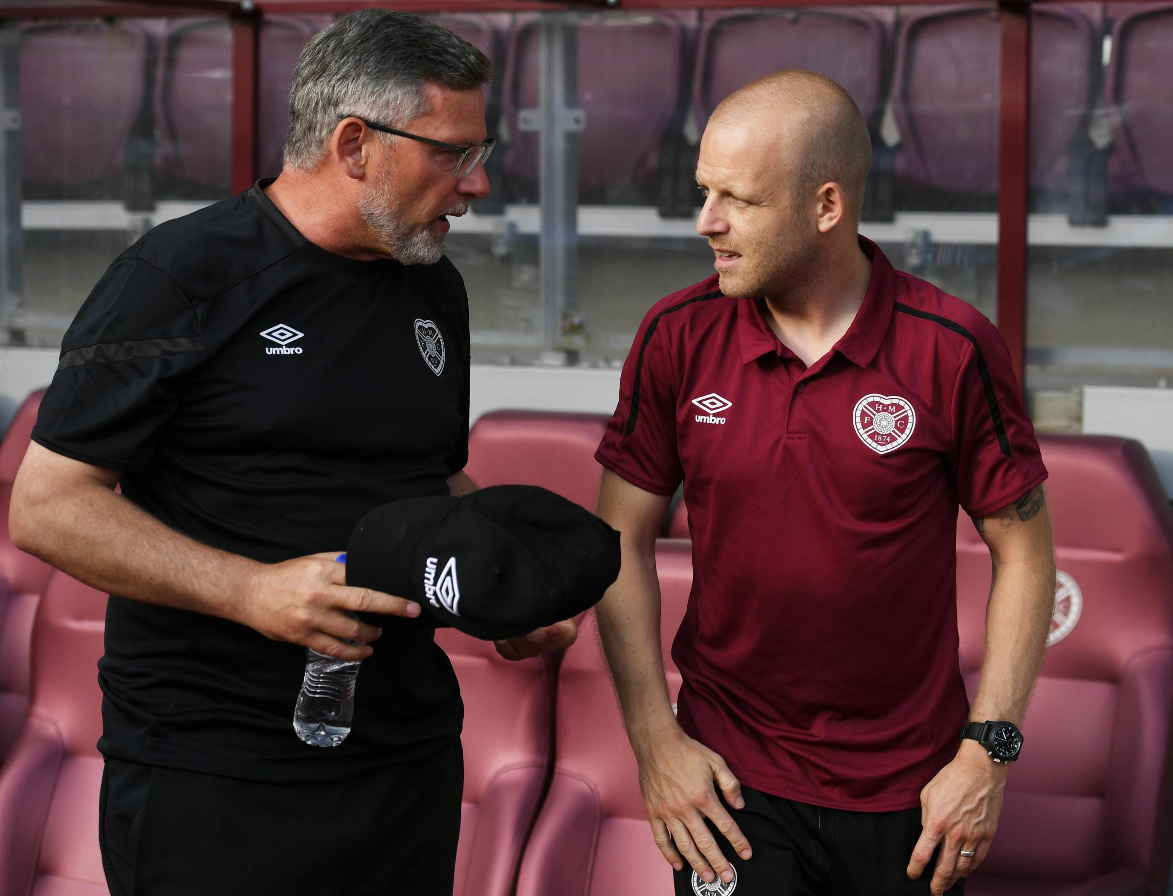 Ex-Rangers star Barry Ferguson says Hearts need Steven Naismith to have any chance of Gers win