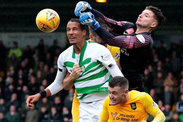 Christopher Jullien apologises to Celtic fans after being bullied in Livingston defeat and vows to bounce back
