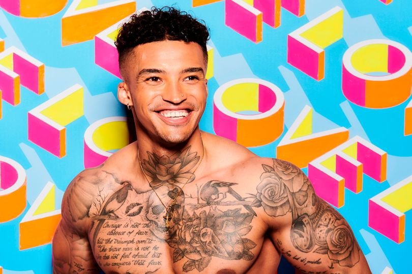 Love Island's Michael Griffiths denies claims he's coming to Glasgow chippy