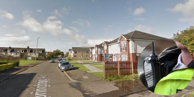 At least £10,000 stolen in east Glasgow robbery, police appeal for witnesses