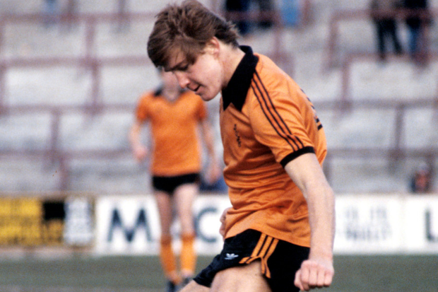Richard Gough recalls moment Jim McLean told him to 'f*** off' when he asked for advice on next career move