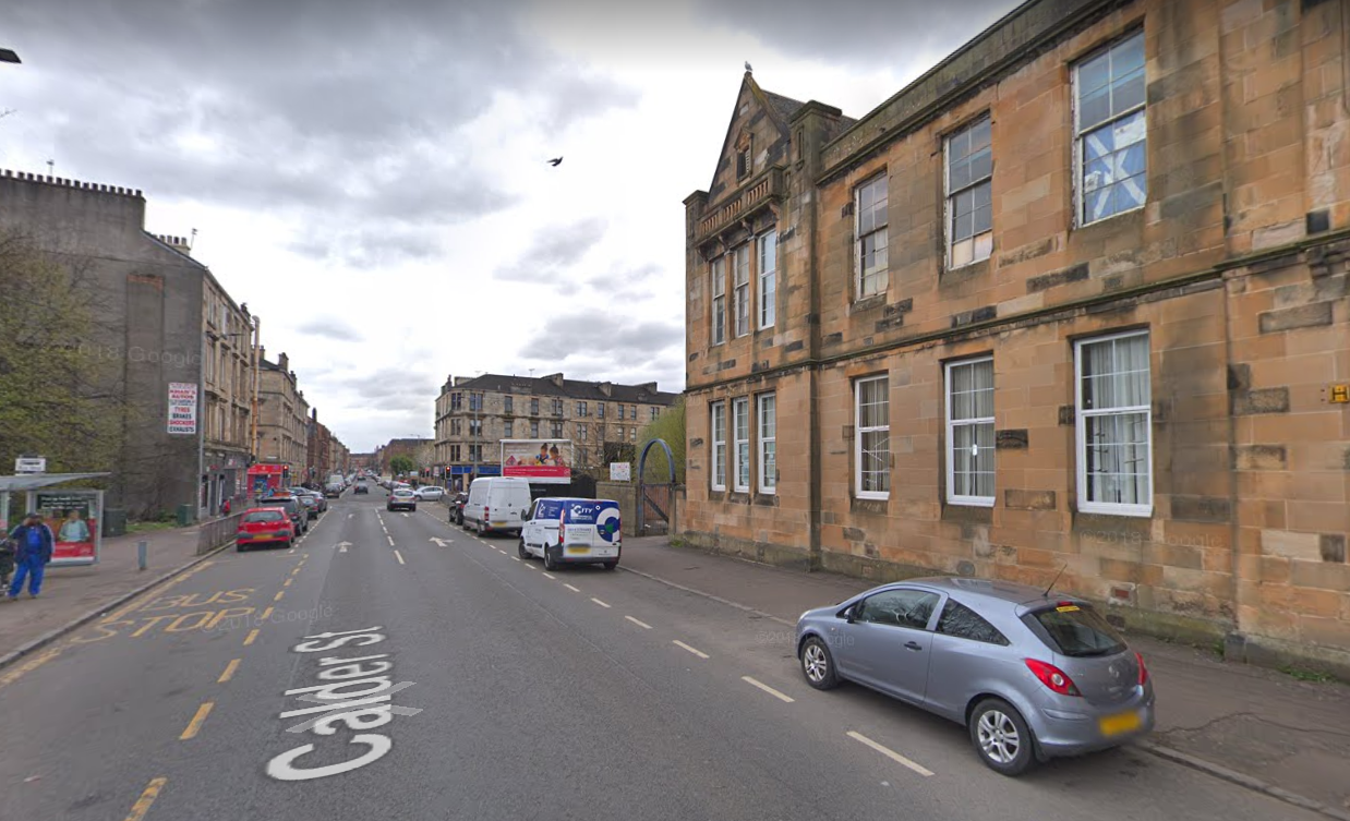 Appeal to trace relatives of pensioner who passed away after taking unwell in Glasgow street