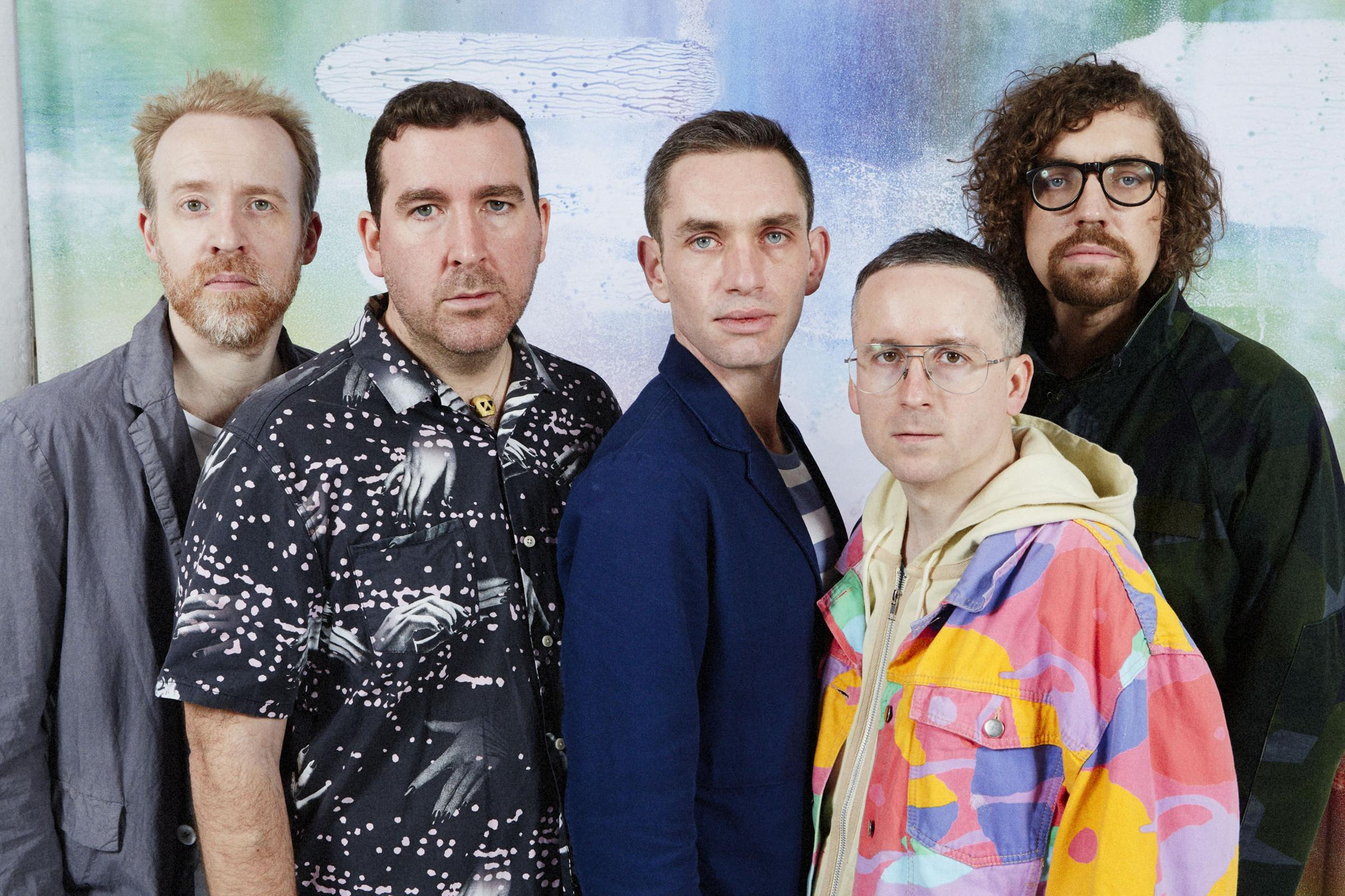 Hot Chip blazed through the Barrowlands with Saturday night fever