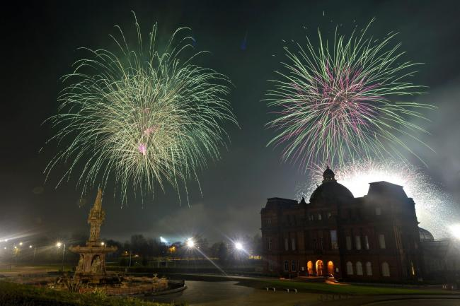 Everything you need to know ahead of Glasgow Green fireworks