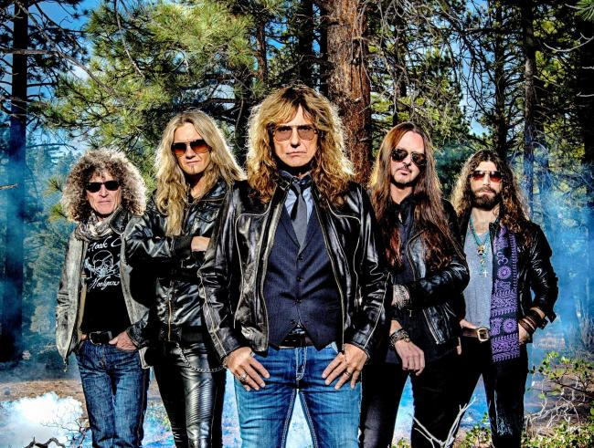 Whitesnake, Foreigner and Europe will play the Hydro next June - here is how you get tickets