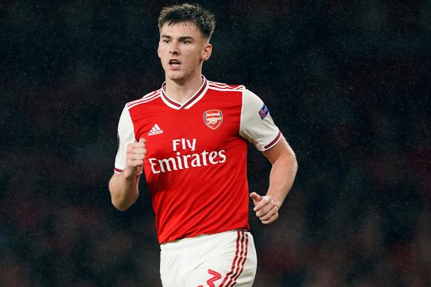 Kieran Tierney explains decision not to turn out for Scotland as Arsenal request he's omitted from squad