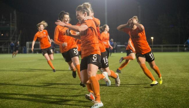 Glasgow City set for clash with two-time winners Wolfsburg in Champions League quarter-final
