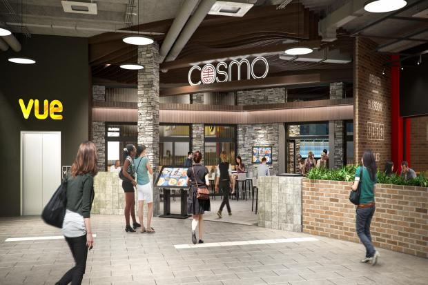 St Enoch Centre set to welcome world buffet Cosmo in latest phase of redevelopment