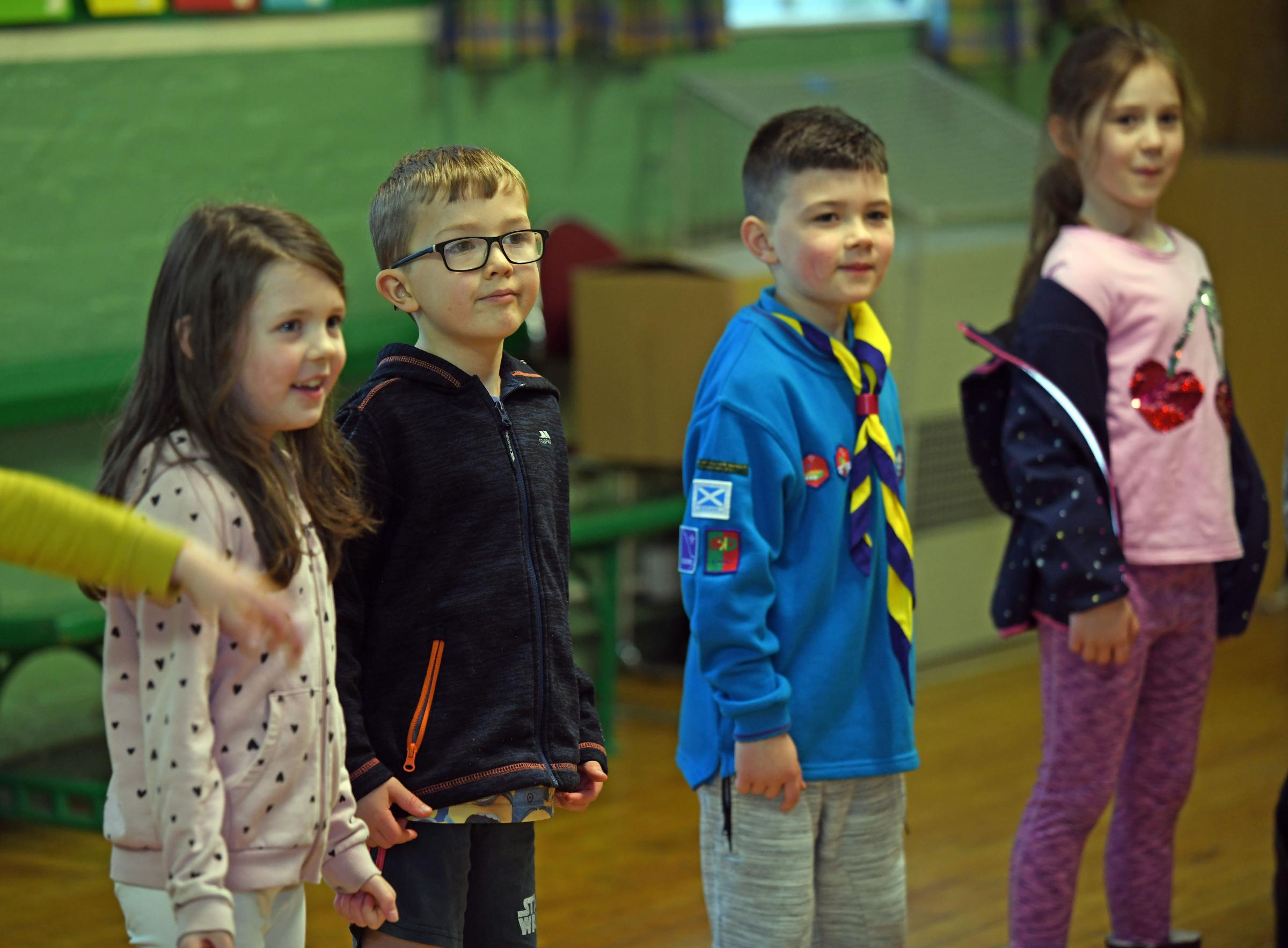 Glasgow South Western Scouts gear up for third annual Gang Show