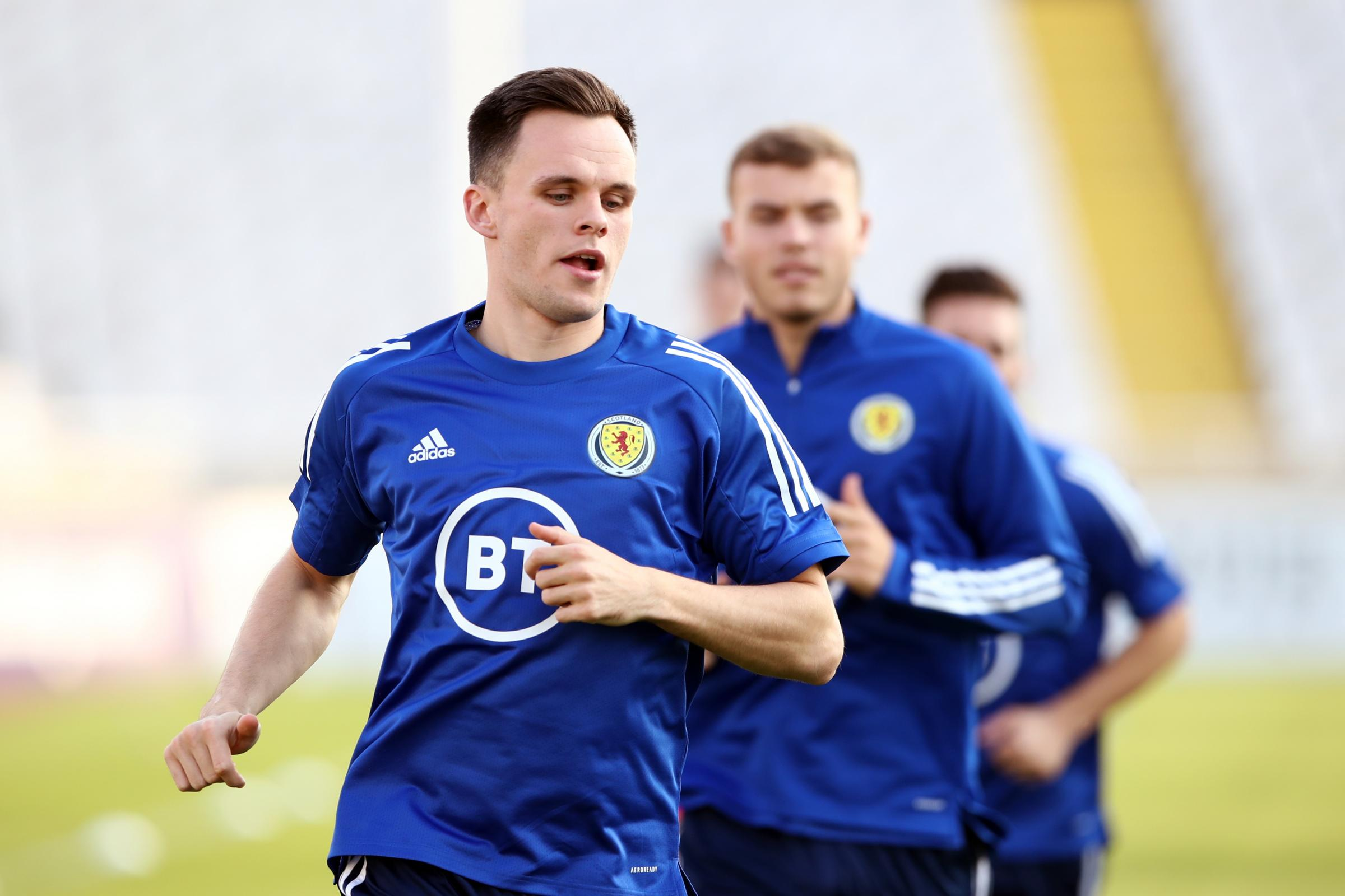Lawrence Shankland withdraws from Scotland squad ahead of Kazakhstan clash