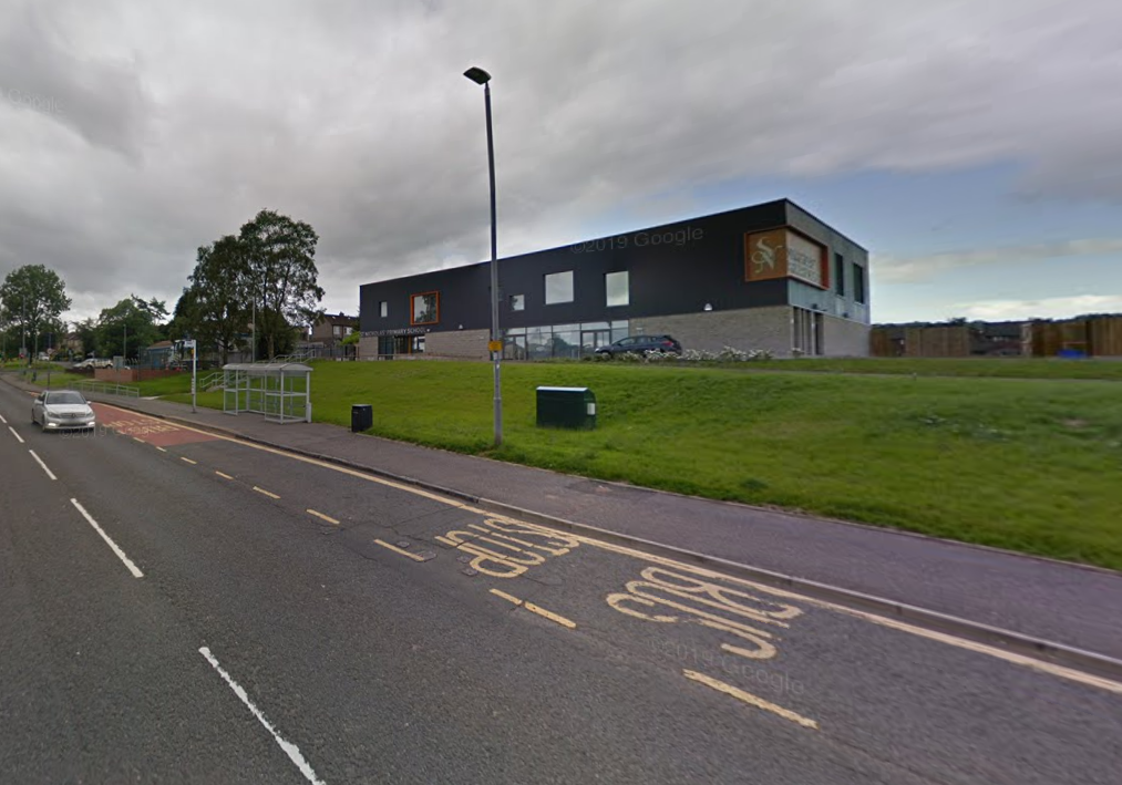 Road near Glasgow primary school closed after woman struck by car - Evening Times