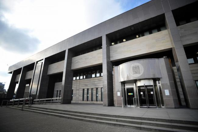 Glasgow creep asked 'petrified' woman to perform sex act for £500 in front of girl, 9