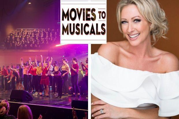 Faye Tozer steps in to save Glasgow Movies to Musicals show