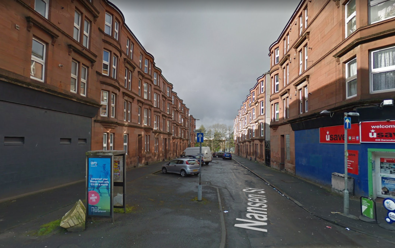 Family appeal after man, 44, found dead in Glasgow's Firhill