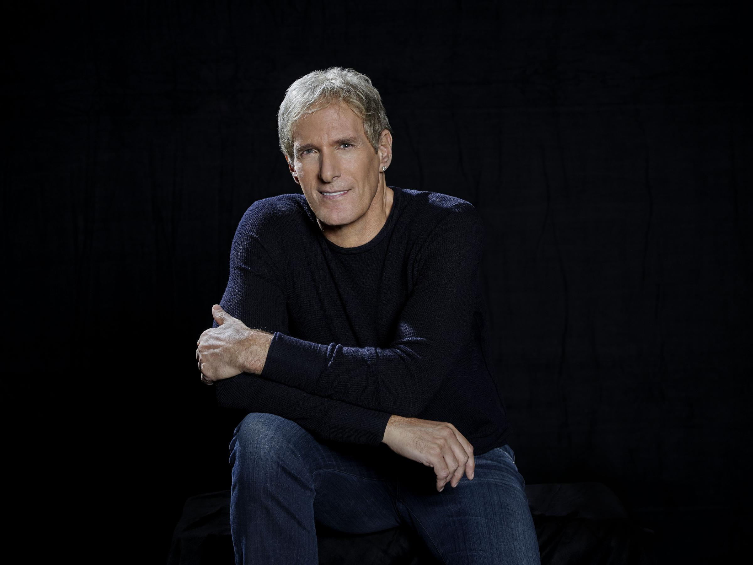 Michael Bolton to perform greatest love hits in Glasgow