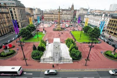 George Square plans thrown out