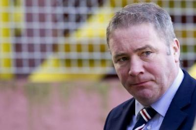 Rangers boss Ally McCoist in chants plea to fans