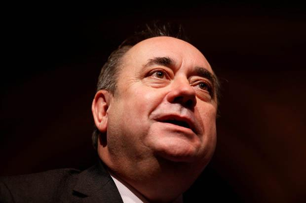 Lawyer who launched tweet rant against Alex Salmond will not resign