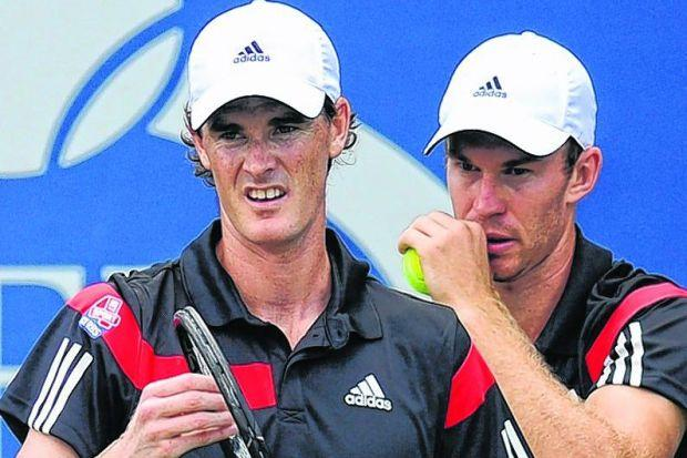 Murray and Peers were playing in their first-ever Grand Slam men??s quarter-final