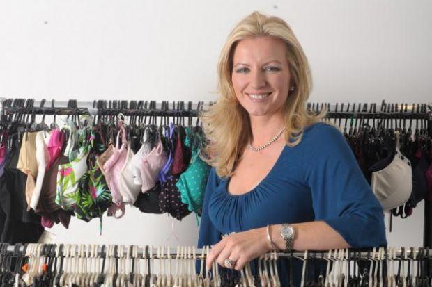 Michelle Mone banned for six months after speeding on M77