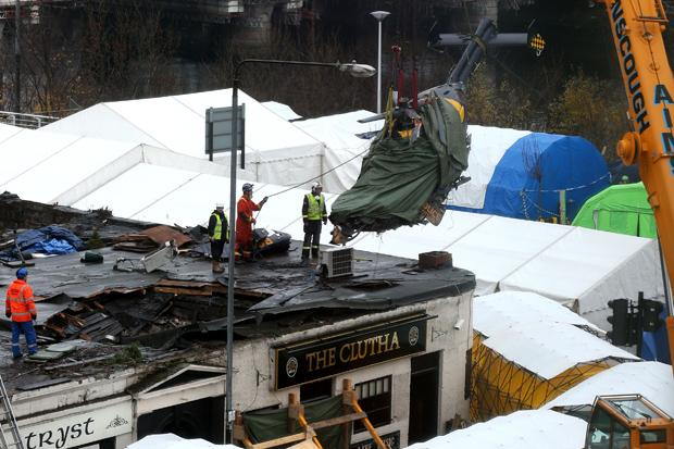 Victims of Clutha crash begin legal action