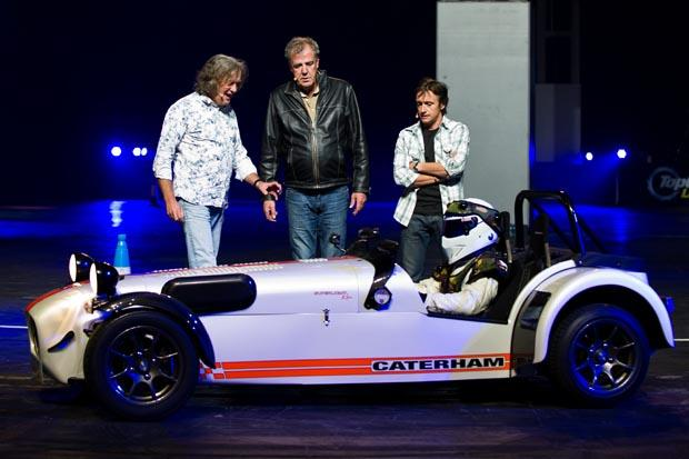 Review: Top Gear Live, SSE Hydro