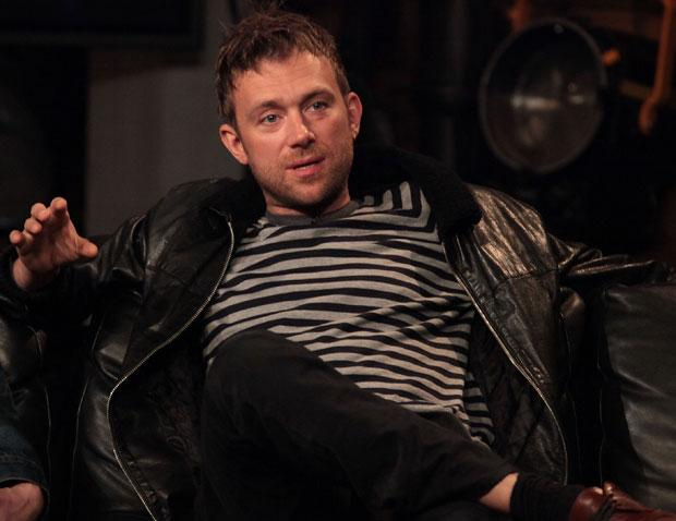 Blur frontman Damon Albarn set to release first official solo album