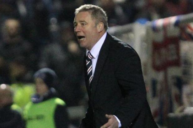 Ally McCoist  had some scary moments but was delighted his men came through a tough trip to Forfar unscathed