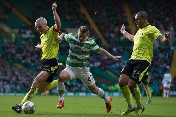 Celtic 1 St Mirren 0: Hoops set new clean sheet record