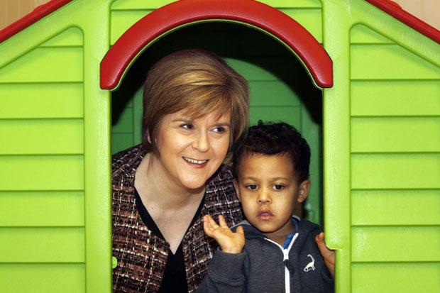 SNP finds another £7 million to support those hit by welfare reforms