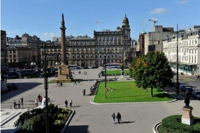 George Square car ban 'could cause more congestion'