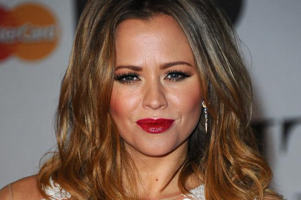 Former Girls Aloud singer Kimberley Walsh announces pregnancy on Twitter